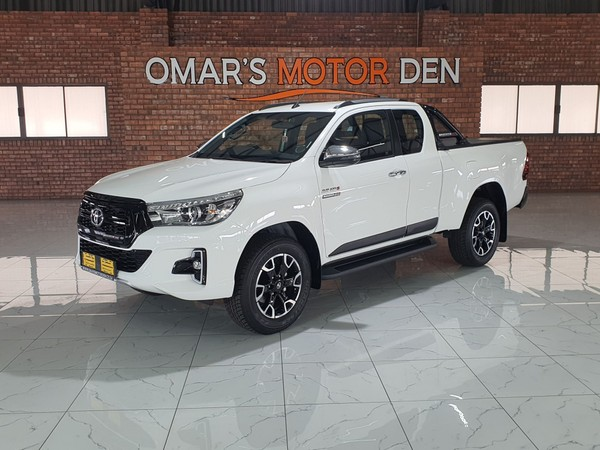 2020 Toyota Hilux 2.8 GD-6 RB Raider Extended Cab Bakkie Mpumalanga Witbank_0