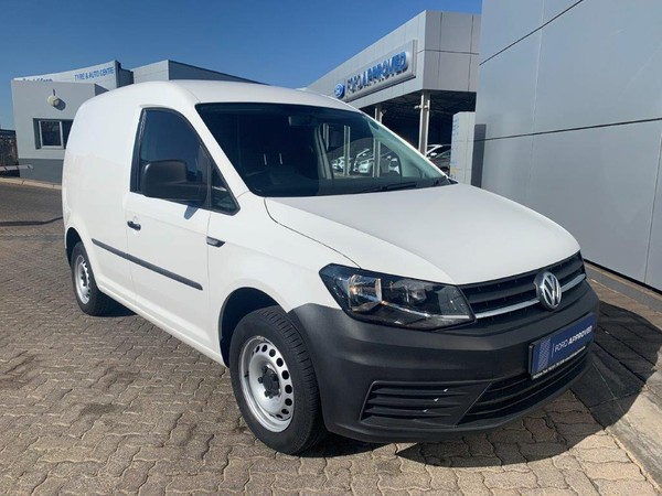 2019 Volkswagen Caddy 1.6i 81KW FC PV Gauteng Krugersdorp_0