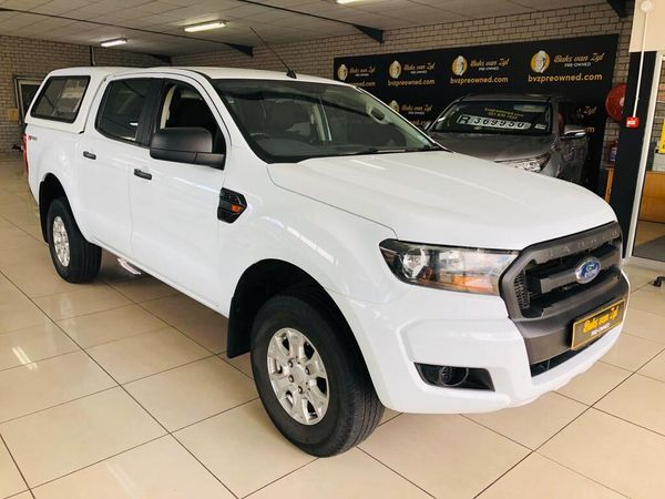 2016 Ford Ranger 2.2TDCi XL Double Cab Bakkie Western Cape Paarl_0