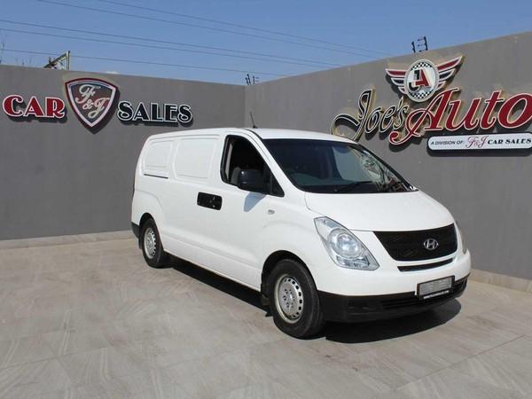 2012 Hyundai H1 2.5 Crdi  Ac Fc Pv  Gauteng Vereeniging_0