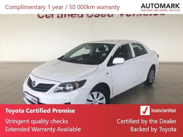 2020 Toyota Corolla Quest 1.6 Auto Western Cape Cape Town_0