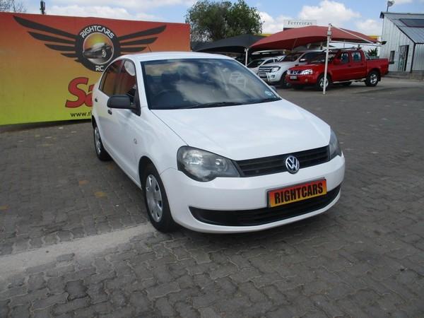 2012 Volkswagen Polo Vivo 1.4 Trendline Tip Gauteng North Riding_0