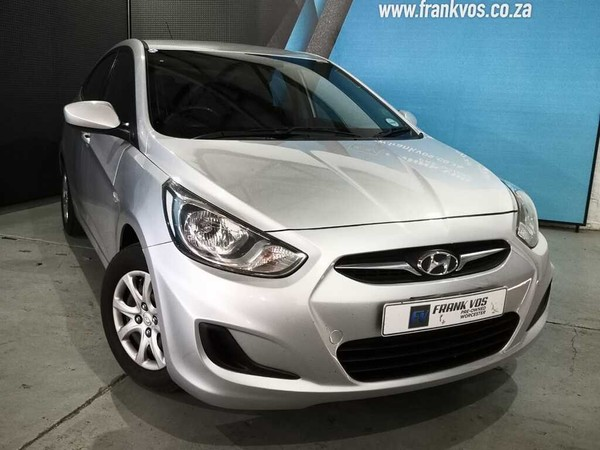 2012 Hyundai Accent 1.6 Gl  Western Cape Somerset West_0