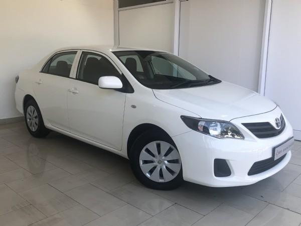 2019 Toyota Corolla Quest 1.6 Auto Western Cape Cape Town_0