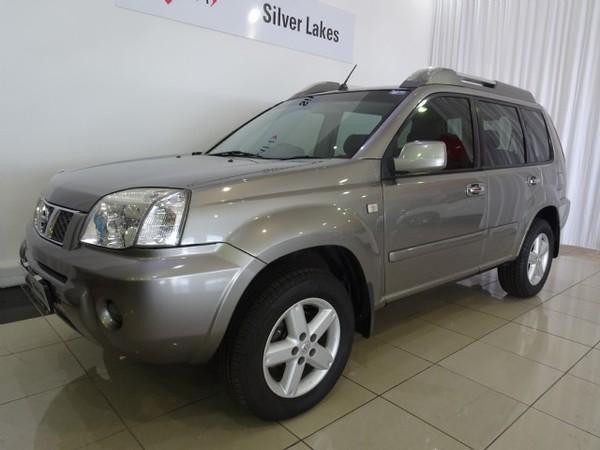2006 Nissan X-Trail 2.2d Sel r59  Gauteng Pretoria_0