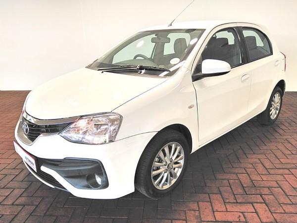 2018 Toyota Etios 1.5 Xs 5dr  Kwazulu Natal Umhlanga Rocks_0