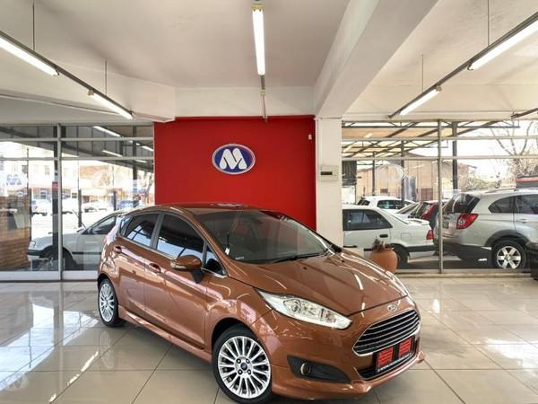 2016 Ford Fiesta 1.0 Ecoboost Titanium 5dr  Gauteng Vereeniging_0