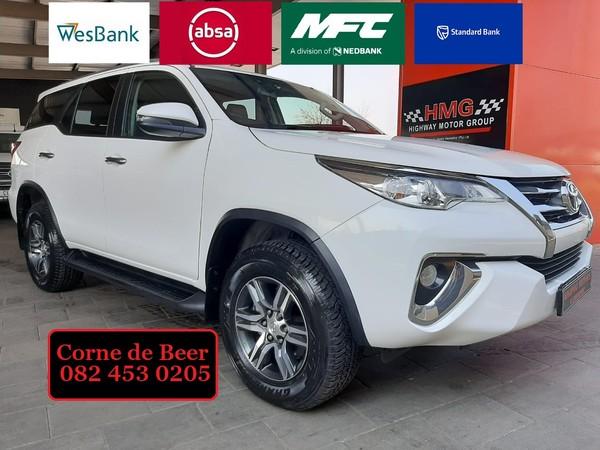 2018 Toyota Fortuner 2.4GD-6 RB Auto North West Province Klerksdorp_0