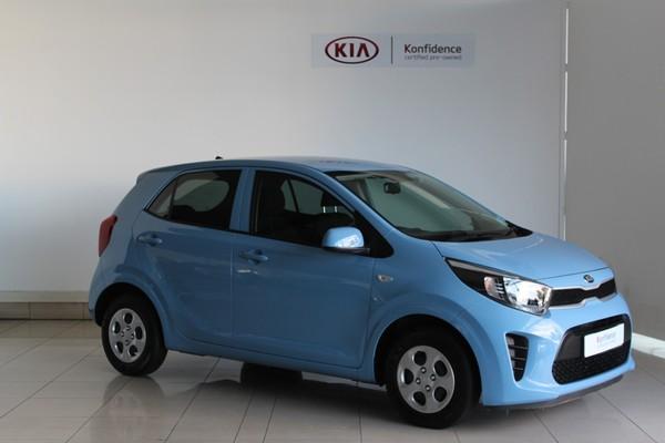 2020 Kia Picanto 1.0 Start Auto Western Cape Tygervalley_0