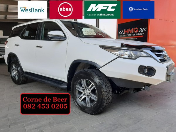 2018 Toyota Fortuner 2.4 GD-6 4x4 Auto North West Province Klerksdorp_0