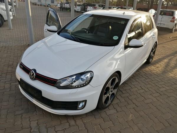 2011 Volkswagen Golf Vi Gti 2.0 Tsi Dsg  Gauteng Centurion_0