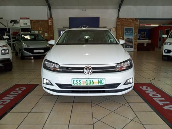 2018 Volkswagen Polo 1.0 TSI Comfortline Northern Cape Kimberley_0