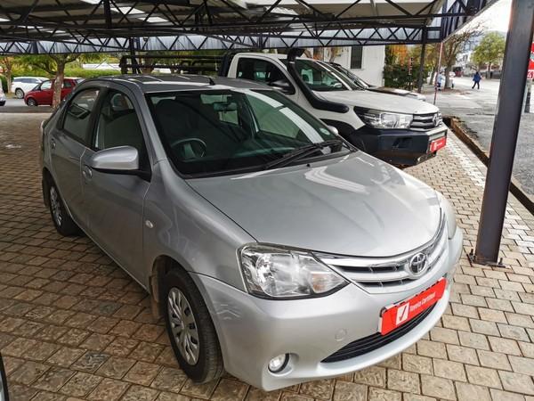 2016 Toyota Etios 1.5 Xs  Western Cape Robertson_0