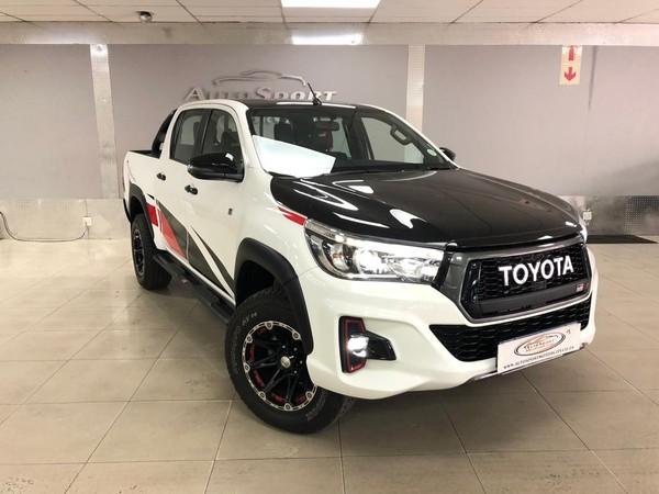 2019 Toyota Hilux 2.8 GD-6 GR-S 4X4 Auto Double Cab Bakkie Gauteng Benoni_0