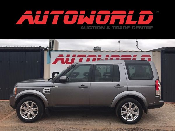 2009 Land Rover Discovery 4 3.0 Tdv6 Se  Gauteng Pretoria_0