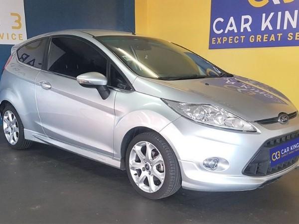 2011 Ford Fiesta 1.4i Titanium 3dr  Gauteng Roodepoort_0