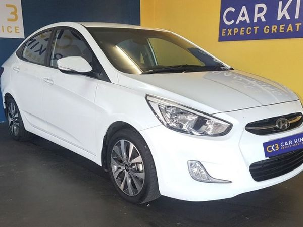 2016 Hyundai Accent 1.6 Gls  Gauteng Roodepoort_0