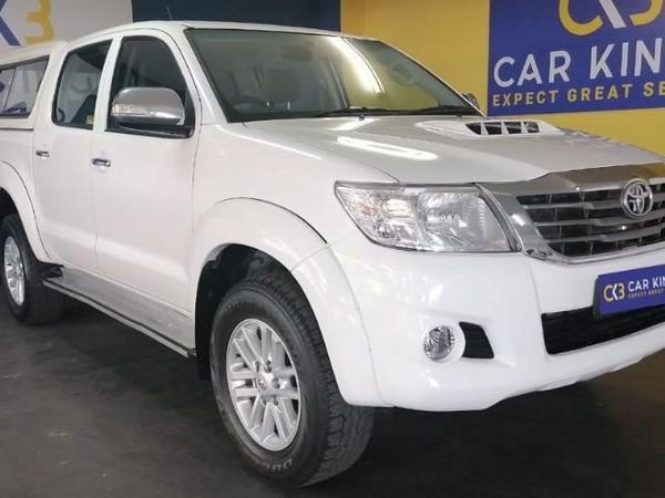 2014 Toyota Hilux 2.5 D-4d Vnt 106kw Rb Pu Dc  Gauteng Roodepoort_0