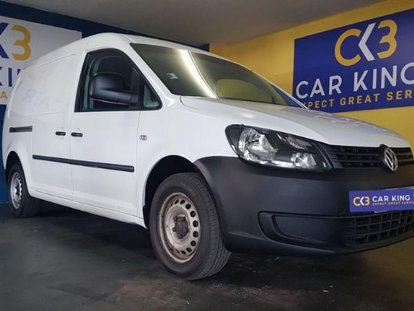 2015 Volkswagen Caddy Maxi 2.0tdi 81kw Fc Pv  Gauteng Roodepoort_0