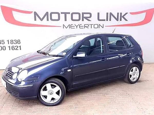 2004 Volkswagen Polo 1.6 Comfortline  Gauteng Meyerton_0