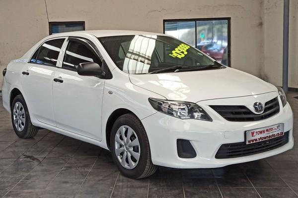 2014 Toyota Corolla Quest 1.6 Gauteng Vereeniging_0