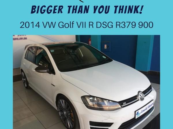 2014 Volkswagen Golf GOLF VII 2.0 TSI R DSG North West Province Klerksdorp_0