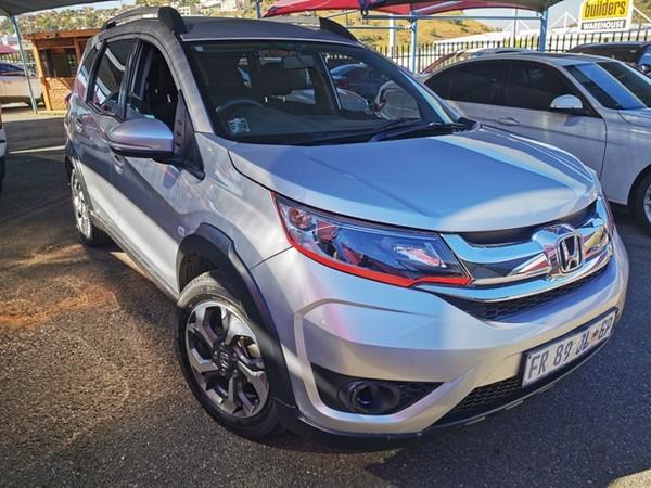 2017 Honda BR-V 1.5 Comfort CVT Gauteng_0