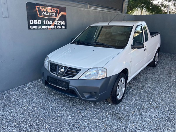 2016 Nissan NP200 1.6  Ac Safety Pack Pu Sc  North West Province Rustenburg_0