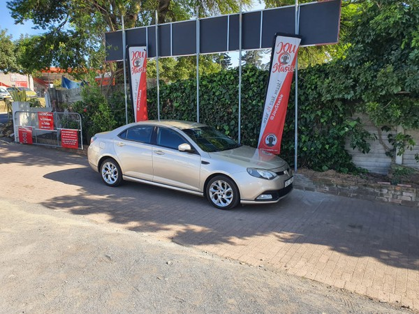 2014 MG MG6 1.8t Deluxe  5dr  Western Cape Brackenfell_0