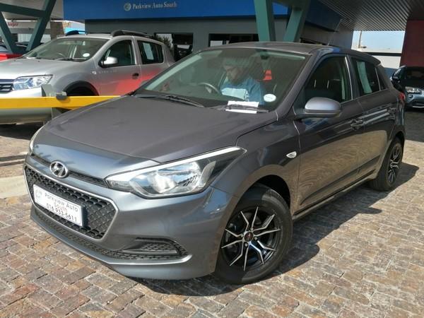 2017 Hyundai i20 1.2 Motion Gauteng Vanderbijlpark_0