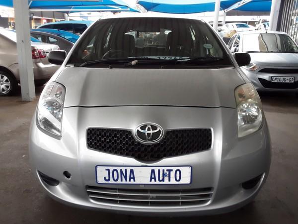 2007 Toyota Yaris T3 5dr  Gauteng Johannesburg_0