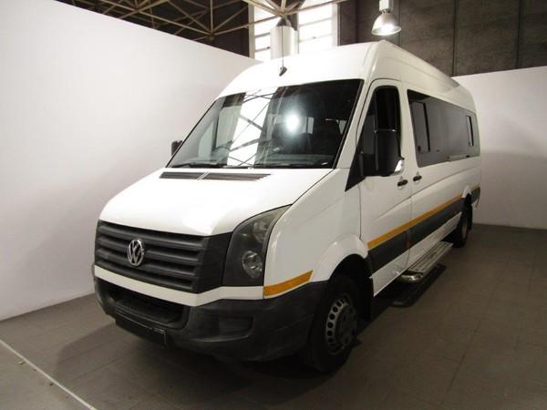 2014 Volkswagen Crafter 50 2.0 Bitdi Hr 120kw Fc Pv  Kwazulu Natal Pinetown_0