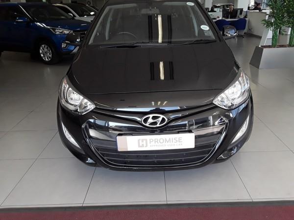 2015 Hyundai i20 1.4D Glide Gauteng Sandton_0