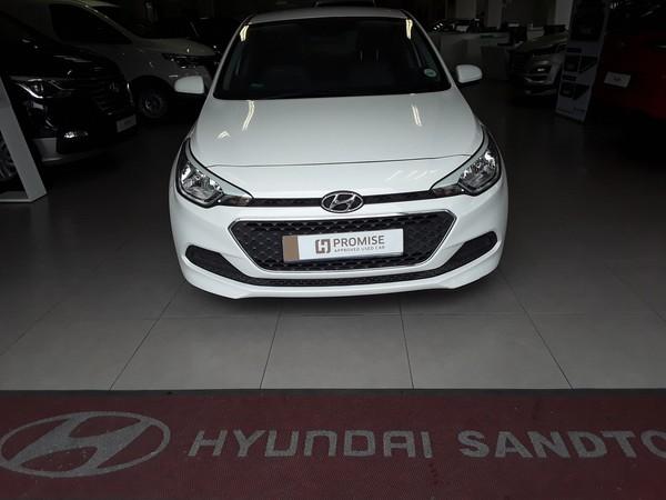 2016 Hyundai i20 1.2 Motion Gauteng Sandton_0