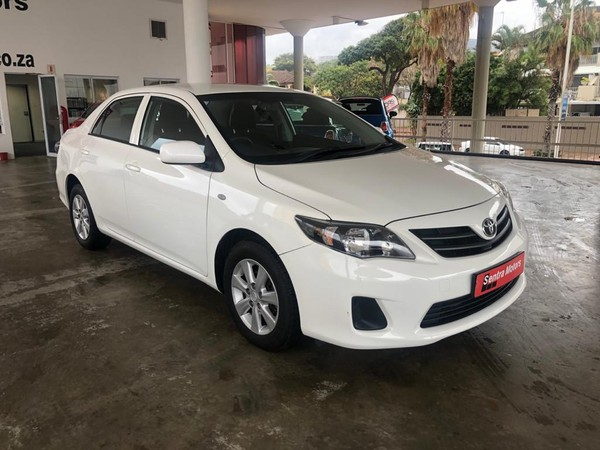 2015 Toyota Corolla Quest 1.6 Plus Free State Bloemfontein_0