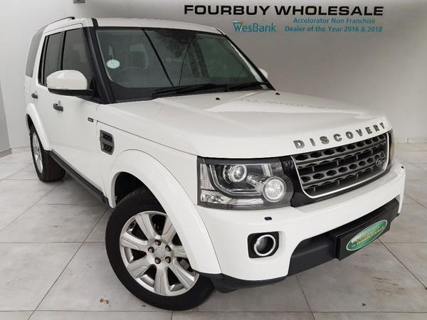 2015 Land Rover Discovery 4 3.0 Tdv6 Se  Gauteng Four Ways_0