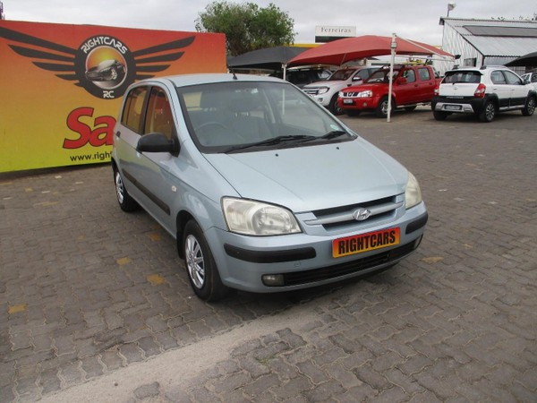 2004 Hyundai Getz 1.3 Ac  Gauteng North Riding_0