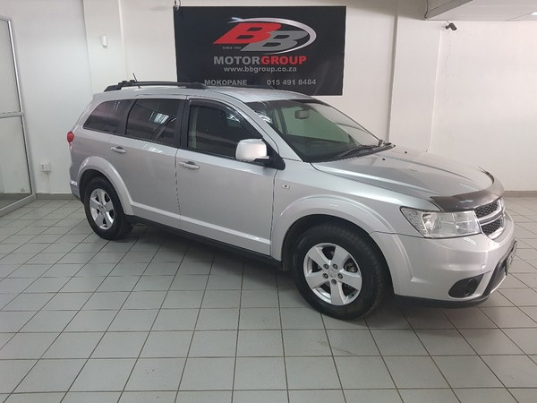 2012 Dodge Journey 3.6 V6 Sxt At  Limpopo Mokopane_0