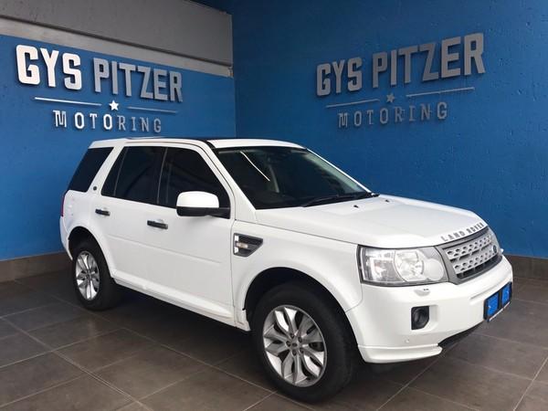 2012 Land Rover Freelander Ii 2.2 Sd4 Se At  Gauteng Pretoria_0