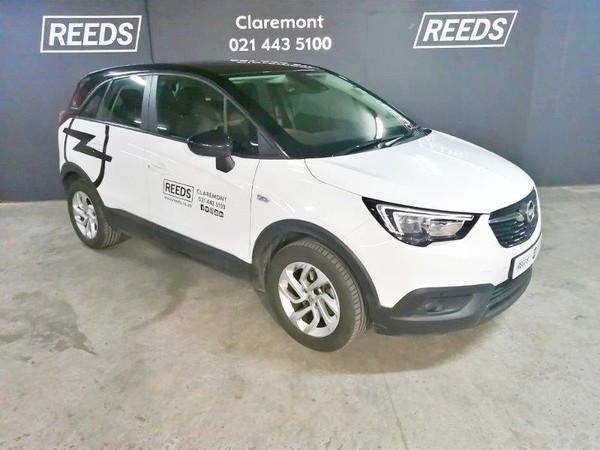 2020 Opel Crossland X 1.2T Enjoy Auto Western Cape Claremont_0