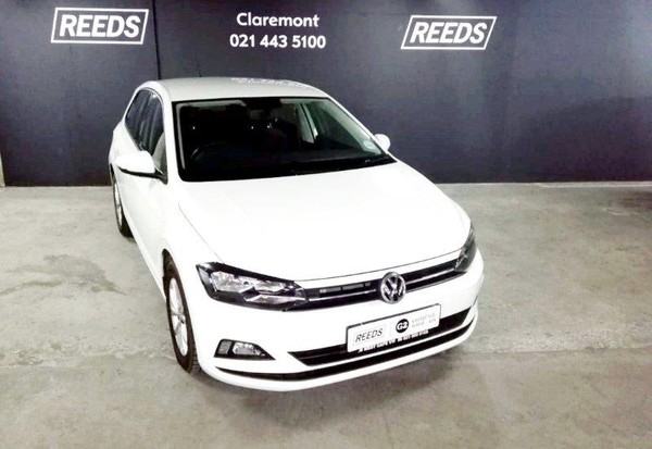 2018 Volkswagen Polo 1.0 TSI Comfortline Western Cape Claremont_0