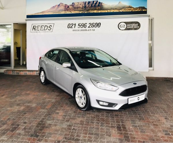 2015 Ford Focus 1.5 Ecoboost Trend Western Cape Goodwood_0