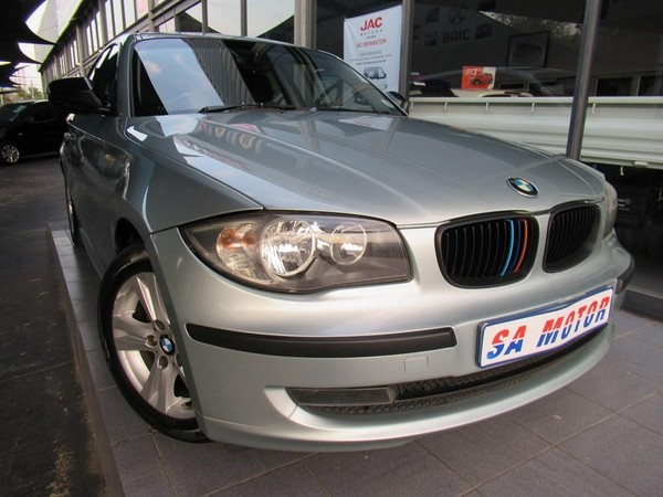 2010 BMW 1 Series 118i 3dr At e81  Gauteng Randburg_0