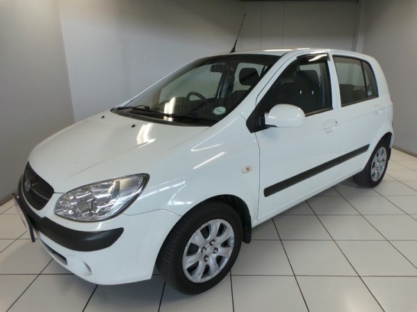 2010 Hyundai Getz 1.4 Hs  Gauteng Pretoria_0