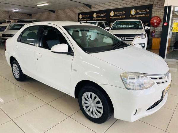 2014 Toyota Etios 1.5 Xs  Western Cape Paarl_0