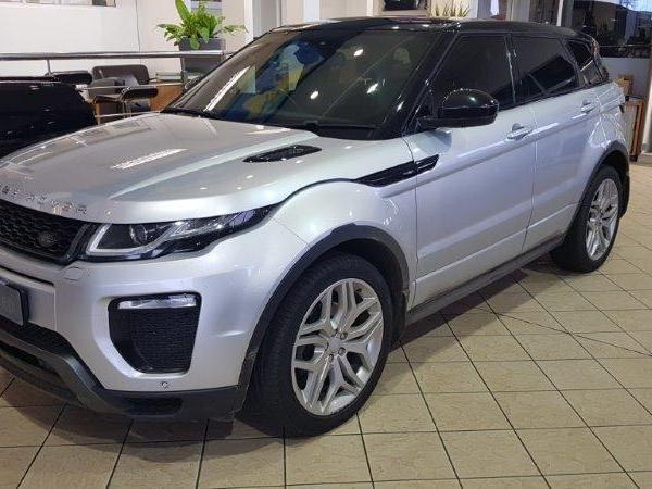 2017 Land Rover Evoque 2.0 SD4 HSE Dynamic Kwazulu Natal Empangeni_0