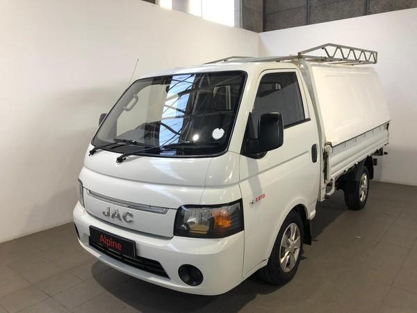 2018 JAC X200 S 2.8 TD 1.5TON SC DS Kwazulu Natal Pinetown_0