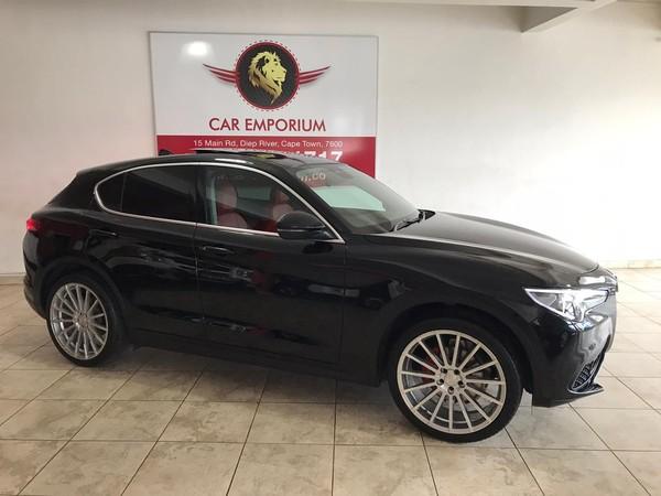 2018 Alfa Romeo Stelvio 2.0T First Edition Western Cape Diep River_0
