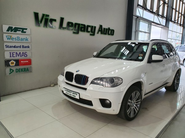 2011 BMW X5 Xdrive30d M-sport At  Gauteng Vereeniging_0