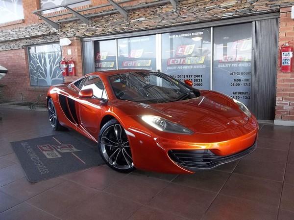 2012 McLaren MP4-12C Coupe Gauteng Boksburg_0